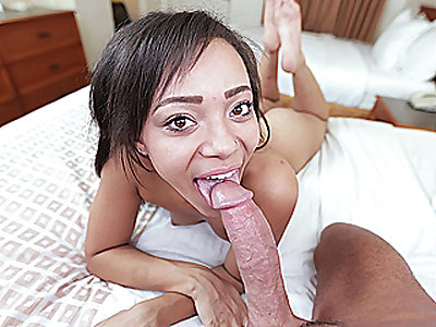 Bubbly Dark-hued Nubile Boinked Fine