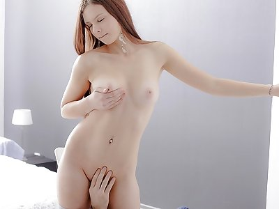 Mary in tale of 2 meaty boobies
